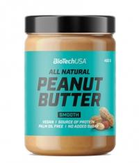 BIOTECH USA Peanut Butter Smooth