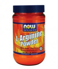NOW L-Arginine Powder 98 Serv.