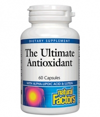 NATURAL FACTORS The Ultimate Antioxidant / 60 Caps