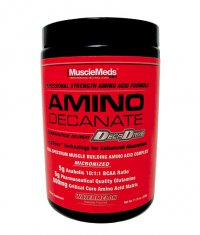 MUSCLEMEDS Amino Decanate 333 gr.