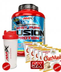 PROMO STACK AMIX 3 IN 1 PACHET FUSION 2.30kg