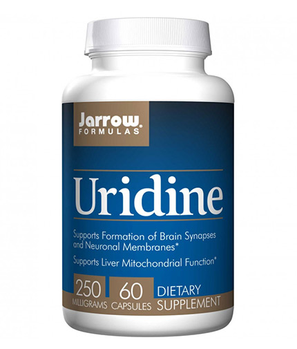 jarrow-formulas Uridine 250mg / 60 Caps