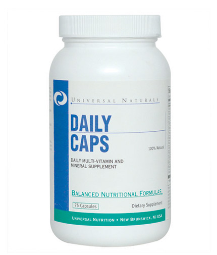 universal Daily Caps / 75 Caps