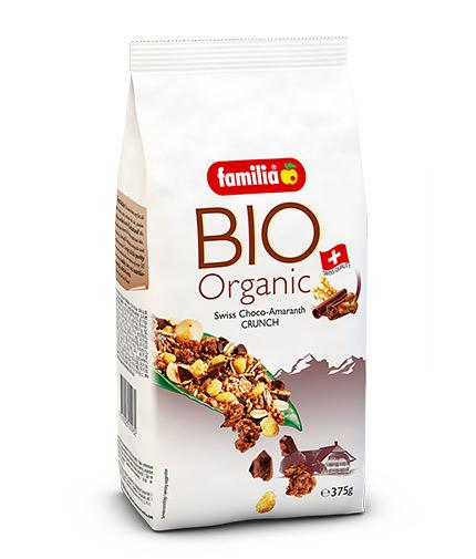 familia BioOrganic Swiss Choco-Amaranth Crunch