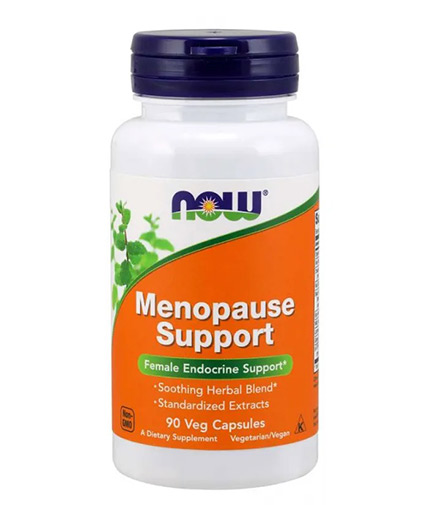 now Menopause Support / 90 Caps