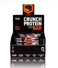 LAB NUTRITION Crunch Protein Bar / 8 x 65 g