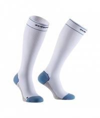 ZEROPOINT Hybrid Socks / White