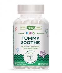 NATURES WAY Kids Tummy Soothe / 60 Chews