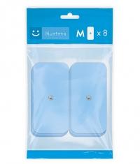 BLUETENS Electrodes / Size M / 8 Pieces