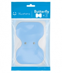 BLUETENS Electrodes / Butterfly / 3 Pieces