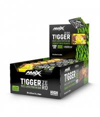 AMIX TIGGER® Zero bar Box / 20x60 g