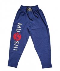 MUSASHI Sweatpants / Blue