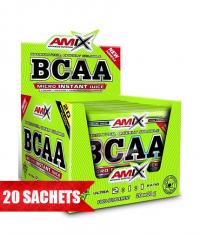 AMIX BCAA Micro-Instant Juice Sachets / 20pieces