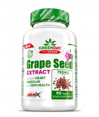 AMIX Grape Seed Extract / 90 Tabs