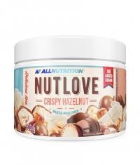 ALLNUTRITION NutLove Crispy Hazelnuts