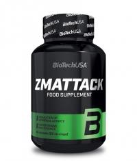 BIOTECH USA ZMAttack / 60 caps