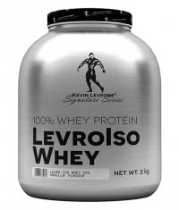 KEVIN LEVRONE LevroISO Whey / 100% Whey Protein