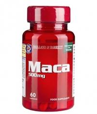HOLLAND AND BARRETT Maca 500 mg / 60 Caps
