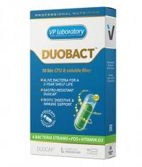 VPLAB VP Laboratory Duobact / 10 Caps