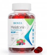 BIOVEA Melatonin 10 mg / 120 Gummies