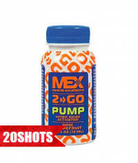MEX 2GO Pump / 20x70ml.