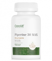 OSTROVIT PHARMA Piperine 30 Max / 90 Tabs