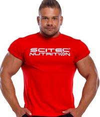 SCITEC Basic Scitec Nutrition Mens T-Shirt