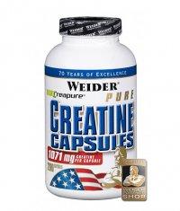 WEIDER Pure Creatine 200 Caps.