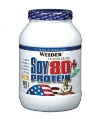 WEIDER Soy 80+ Protein / 800g.