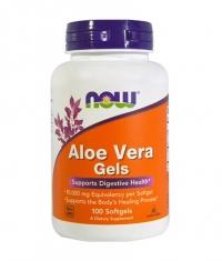 NOW Aloe Vera 5000 mg. / 100 Softgels