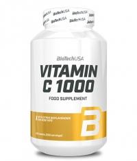 BIOTECH USA Vitamin C 1000 / 250 Tabs.