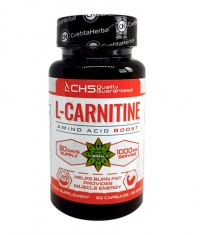 CVETITA HERBAL L-Carnitine 500mg / 60Caps.