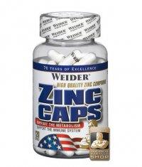 WEIDER Zinc 120 Caps.