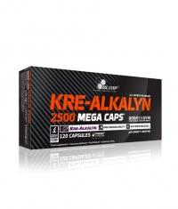 OLIMP Kre-Alkalyn Mega Caps 2500mg. / 120 Caps.