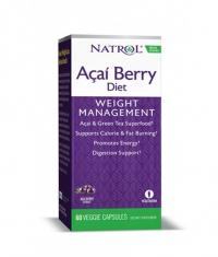 NATROL ACAI Berry Diet / 60 Caps.