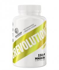 SWEDISH SUPPLEMENTS Crevolution Magnum / Watt's Up / 150 Caps