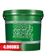 SCITEC 100% Whey Isolate