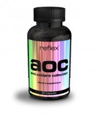 REFLEX AOC - Anti Oxidant Collection 90 Caps.