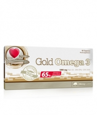 OLIMP Omega 3 Gold 60 Caps.