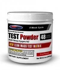 USP LABS Test Powder 240g.