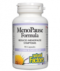 NATURAL FACTORS Menopause Formula 295mg. / 90 Caps.