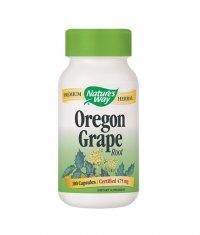 NATURES WAY Oregon Grape Root 100 Caps.