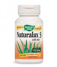 NATURES WAY NATURALAX 3 - 20 caps.