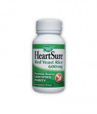 NATURES WAY HeartSure Red Yeast Rice 60 Caps.