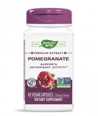 NATURES WAY Pomegranate Standardized 60 Caps.