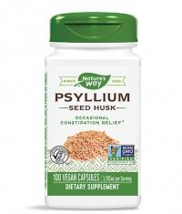 NATURES WAY Psyllium Seeds 100 Caps.