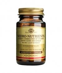 SOLGAR Neuro Nutrients 30 Caps.