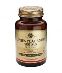SOLGAR L-Phenylalanine 500mg. / 50 Caps.