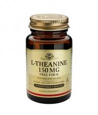 SOLGAR L-Theanine 150mg. / 30 Caps.
