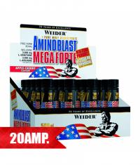 WEIDER Amino Blast Mega Forte 20 Fiole
